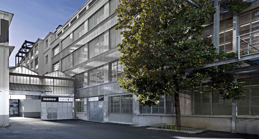 MAMCO, Musée d'art moderne et contemporain