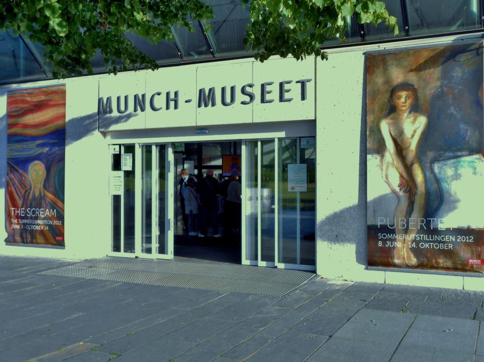 Munch Museum. Oslo