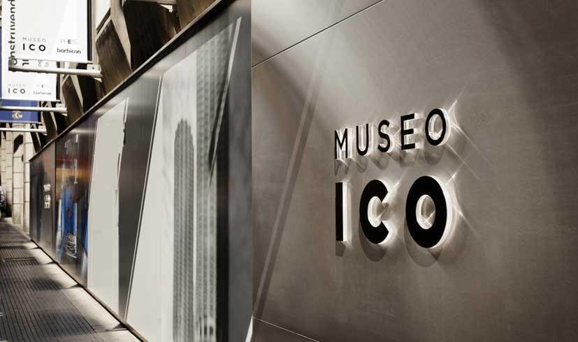 Museo ICO. C/ Zorrila, 3, Madrid