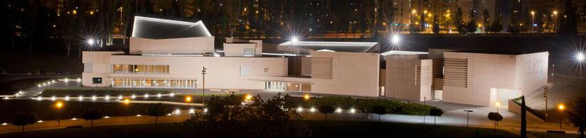 Museo Universidad de Navarra. Rafael Moneo