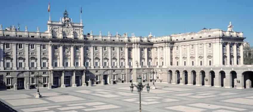 Palacio Real de Madrid. Patrimonio Nacional