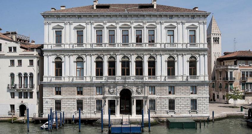Palazzo Grassi sede de la Fundación Pinault en Venecia