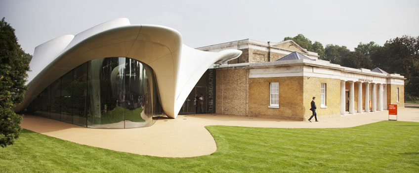 Serpentine Gallery Londres