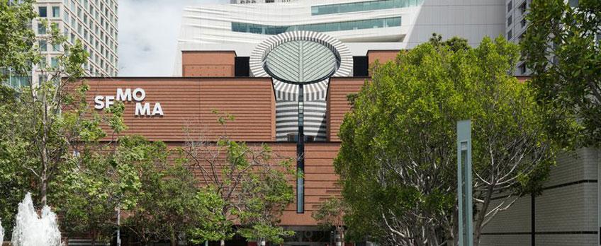 sfmoma. Museo de arte moderno de San Francisco