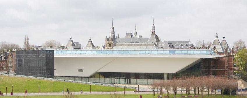 Visitar el Stedelijk Museum Ámsterdam. Foto: Ernst van Deursen