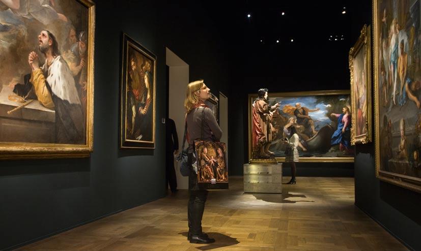 Tefaf Maastricht Feria de arte y antigüedades. Foto: Loraine Bodewes