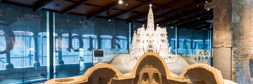 The Gaudí Exhibition Center, Barcelona