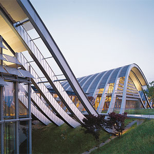 Museos de Suiza. Zentrum Paul Klee, Berna
