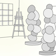 Un arribista en el tejado // El ayudante del escultor estrella