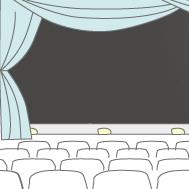 Acidez // La taquillera del teatro