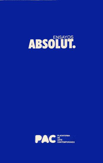 Ensayos ABSOLUT. PAC publica su proyecto online sobre escritos de profesionales del arte contemporáneo