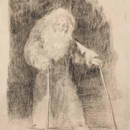 Dibujos de Goya. Aún aprendo.1824-1828. Exposición Centro Botín. Catálogo razonado
