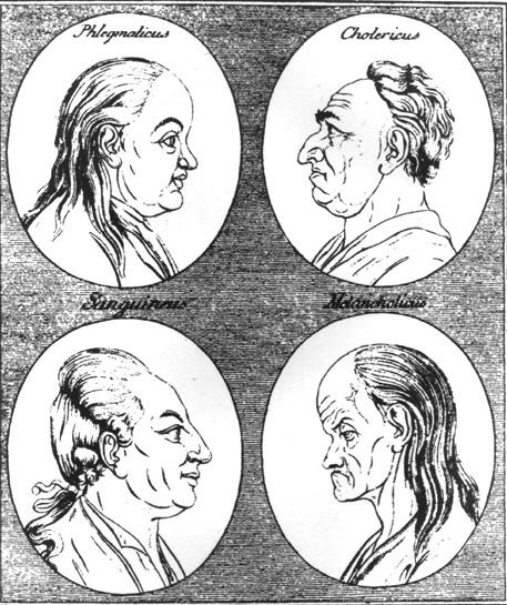 Estudio fisonómico de Lavater, en El arte de conocer a los hombres por su fisonomía
