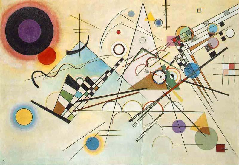 Kandinsky. Composición VIII