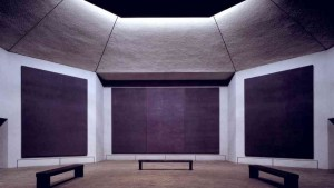 Capilla Rothko. Houston, Texas