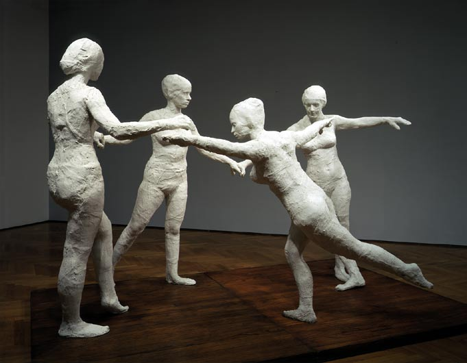 George Segal. The Dancers, 1971. National Gallery of Art, Washington