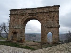 Arco romano, Medinaceli