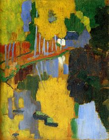 Paul Sérusier. El talismán