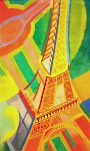 Robert Delaunay. Torre Eiffel, 1926