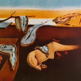 Surrealismo. Autor: Salvador Dalí. La persistencia de la memoria