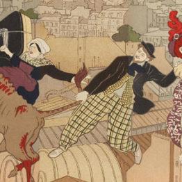 Montmartre: una inmersión en el espacio y el tiempo. Exposición en CaixaForum sobre Toulouse-Lautrec