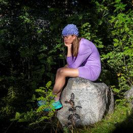 Anna Jonsson, el tigre creador y destructor y la supervioleta