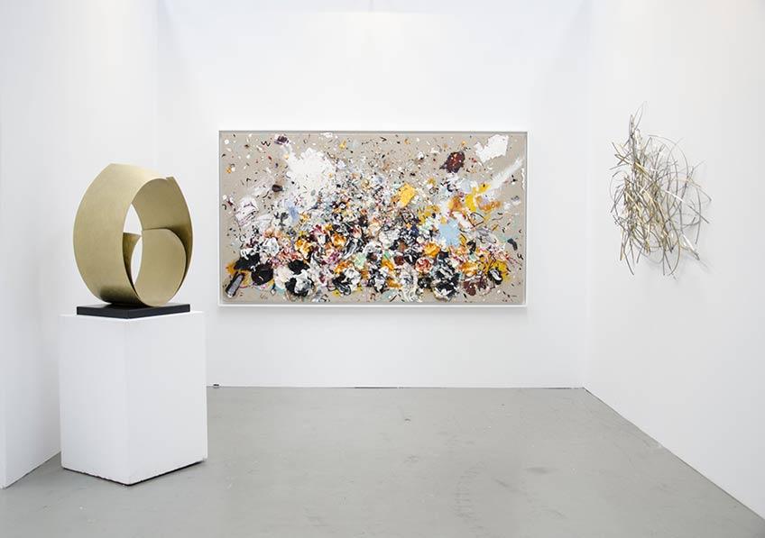ART MARBELLA 2020 se celebrará del 24 de septiembre al 3 de octubre.(Art Marbella 2017).