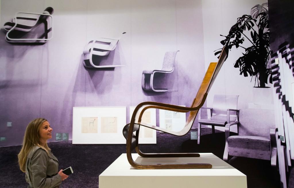 Alvar Aalto 1898-1976. Arquitectura orgánica, arte y diseño. Caixaforum Madrid