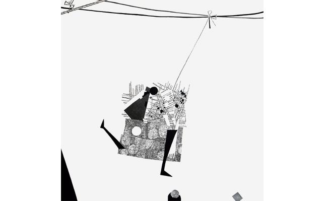 Abigail Lazkoz. Personatge, 2016. Colección de la artista