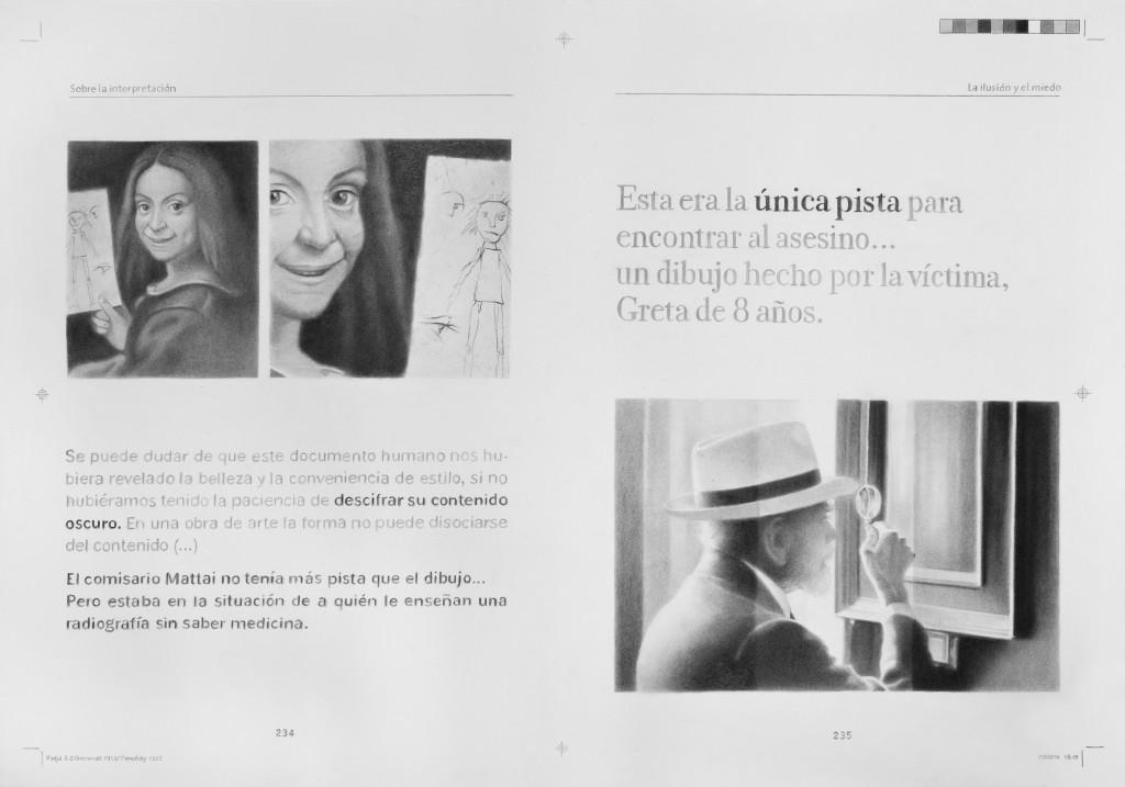 """Chema López. """"La ilusión y el miedo"""" en el Museo ABC"""