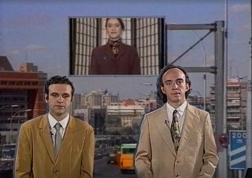 Rafael Lamata y Jaime Vallaure.ABC de la performance. Diccionario Razonado. Hacia el definitivo taponamiento del ombligo, 1994