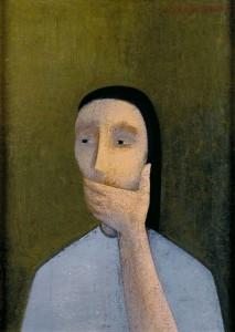 Juana Francés Silencio, 1953. Colección Candela Álvarez Soldevilla