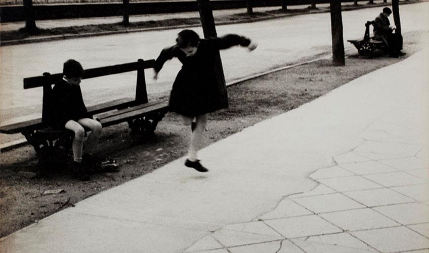 Alberto Schommer. Exhibición, 1957. Museo Nacional Centro de Arte Reina Sofía. Donación de la Fundación Alberto Schommer, Madrid, 2017