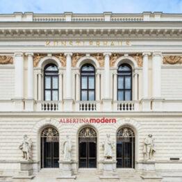 Nace Albertina Modern