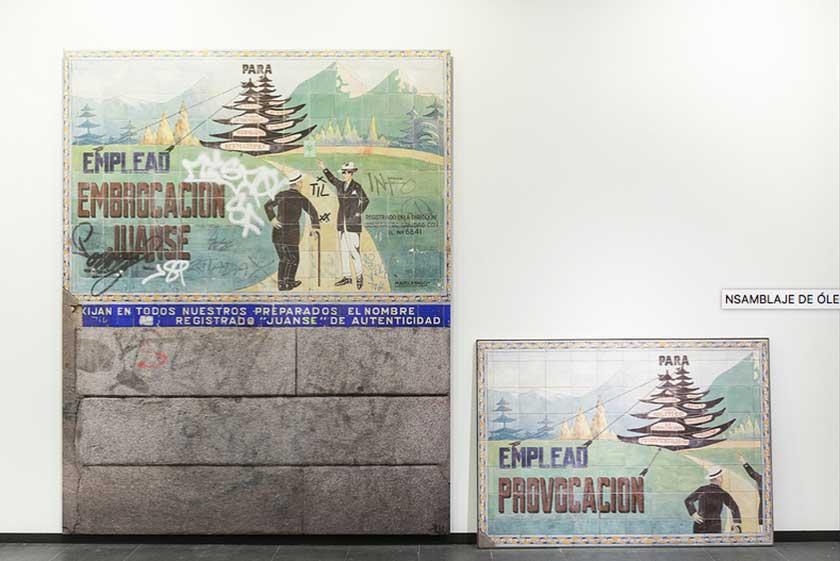 Carlos Garaicoa. Sala Alcalá 31. Arte latinoamericano en las colecciones del CA2M y la Fundación ARCO
