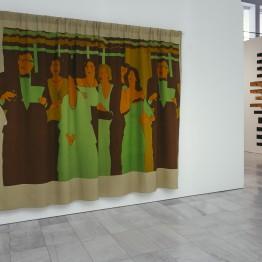 Beatriz González. Decoración de interiores, 1981. Colección de Arte del Banco de la República