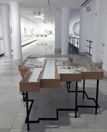 Juan Carlos Bracho. Arquitectura y yo. Sala Alcalá 31, Madrid. Hasta el 2 de febrero de 2020