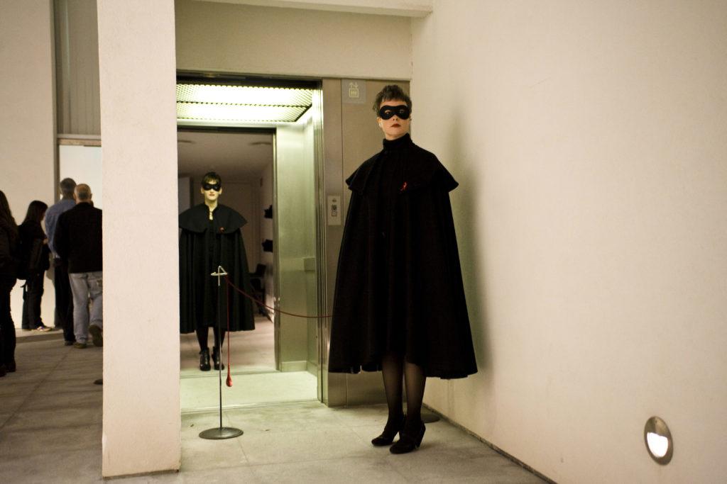 Alicia Framis. Arquitectura secreta