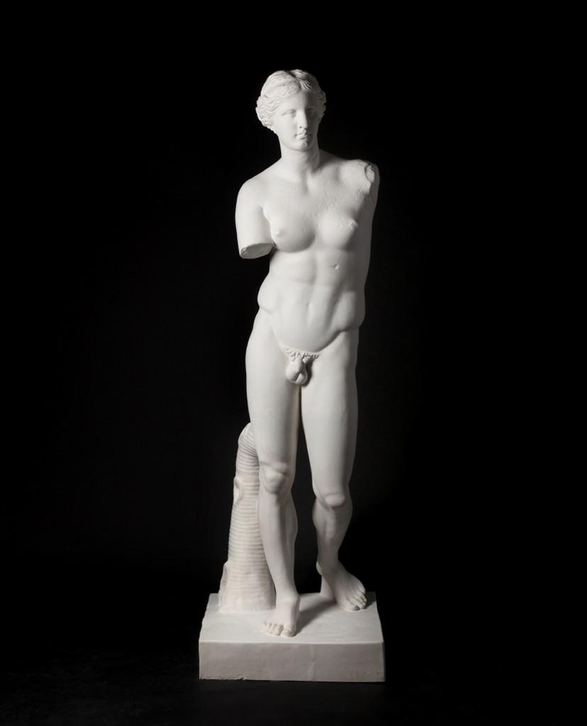 "Mateo Maté, ""Venus de Milo Doríforo"", 2016. ©Mateo Maté, VEGAP Madrid, 2017. Foto: Paco Gómez І NOPHOTO"