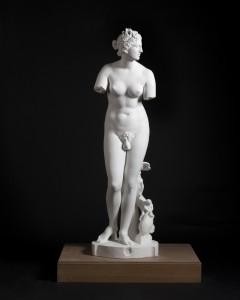 "'Mateo Maté. Canon'. ""Venus de Médici (hermafrodita)"", 2016. Foto: Paco Gómez І NOPHOTO"