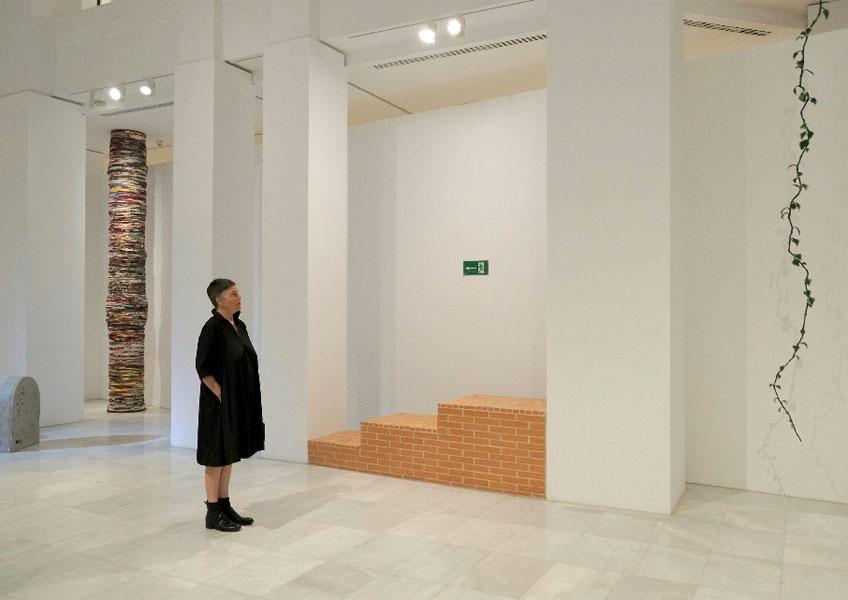 """Sara Ramo. """"La caída y otras formas de vida"""" en la Sala Alcalá 31"""