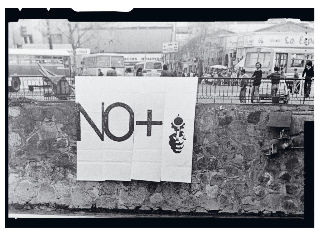 C.A.D.A. No+, 1983. Fotografía: Jorge Brandmayer