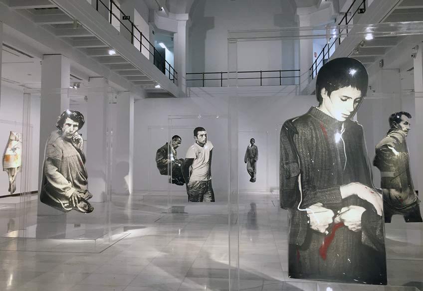 Darío Villalba. Pop soul. Encapsulados & Otros. Sala Alcalá 31 de Madrid. Hasta el 28 de julio de 2019