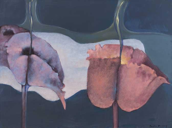 Dorothea Tanning. Siderium Exaltatum (Starry Venusweed), 1997