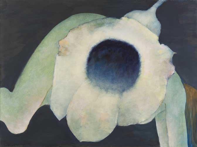 Dorothea Tanning. Zephirium apochripholiae (Windwort), 1997