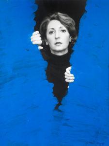 Helena Almeida. Pintura habitada, 1976