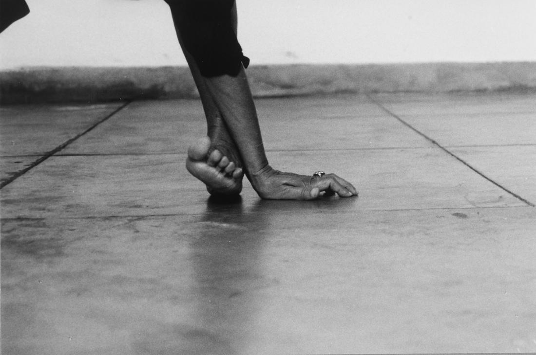 Helena Almeida. Seduzir, 2001