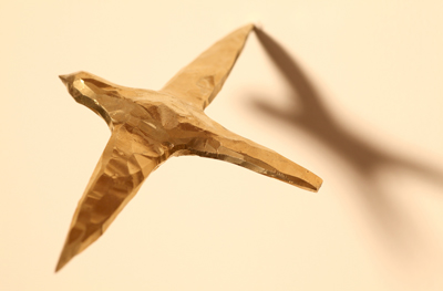 Marina Anaya. Pájaro