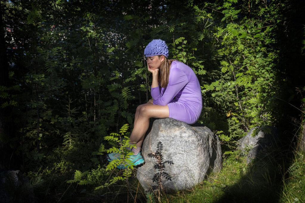 Anna Jonsson. La pensadora, 2021