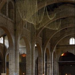 Leonor Antunes y la danza de las esculturas